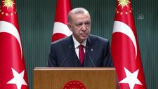 Cumhurbaşkanı Erdoğan: Polislerimize yönelik son saldırılar artık bardağı taşırmıştır