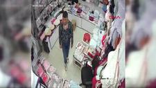Edirne'de 17 yaşındaki genç, konfeksiyon mağazası soydu