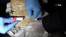 Kuzey Marmara Otoyolu'nda tırda 88 kilo eroin ele geçirildi