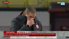Stefan Kuntz'un gözyaşları
