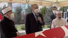 AK Parti İstanbul Milletvekili İsmet Uçma son yolculuğuna uğurlandı