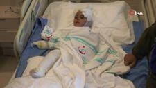 Erzurum'da, tandıra düşen 2 yaşındaki çocuğun vücudu yandı