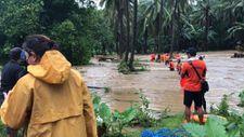 Filipinler'de tropikal fırtına: 9 ölü