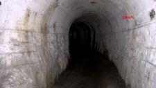 Haydarpaşa'da peronlar kaldırıldı, altından çıkan askeri sığınak ilk kez görüntülendi
