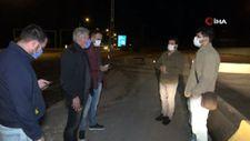 Kırıkkale'de yakalanan 'riskli' durumdaki İranlı yolcuya para cezası