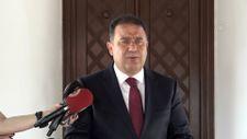 KKTC Başbakanı Saner, hükümetin istifasını Cumhurbaşkanı Tatar'a sundu