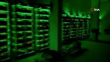 Kocaeli'de sahte bitcoin tesisine jandarmadan milyonluk operasyon