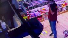Muğla'da alışveriş yapan kadın, asansör boşluğuna düştü