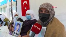 Muş'ta evlat nöbetindeki anne: Dermirtaş'ın cezaevinden çıkmasını istemiyorum