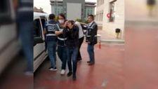 Siirt'te sahte polisler, market ve raflardan kaçak sigara aldı