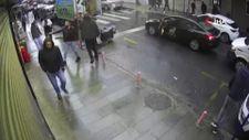 Kağıthane'de, iş yerini kurşun yağmuruna tutan saldırgan yakalandı