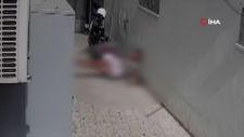 Kırgız gencin 7'nci kattan düşüşü