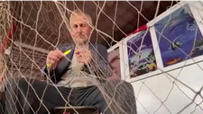 Tekirdağ'da 64 yıllık balıkçı, 79 yaşına gelmesine rağmen denizden ayrılamıyor