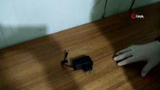 Kahramanmaraş'ta şarj cihazından uyuşturucu çıktı