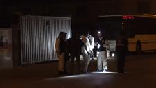 Konya'da kağıt toplayıcısı karton almaya çalışırken EYP patladı