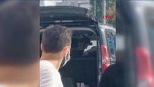 Maltepe kafasına silah dayadı, gasbettiği otomobille polisten kaçtı