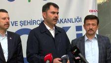 Murat Kurum: Depremin 1. yılında inşaatlarımız bitme aşamasına geldi