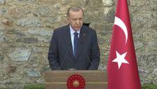 Cumhurbaşkanı Erdoğan ve Angela Merkel'den ortak basın açıklaması