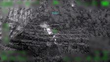 Irak'ın kuzeyinde 4 PKK'lı terörist ATAK helikopterleri ile etkisiz hâle getirildi