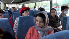 İranlı turistler geldi Van'da oteller doldu