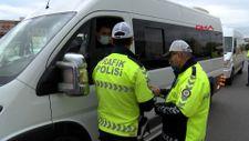 Servisçilerin 'ikiz plaka' oyunu polise takıldı
