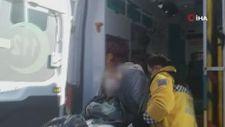 Zonguldak'ta uyuşturucu kullanan çocuk hastanelik oldu