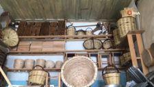 Bayburt'ta yarım asırdır ahşap ürünlere hayat veriyor