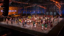 Hollanda'da Squid Game'e benzetilen dans yarışması tepki topladı