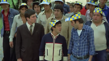 Trabzonsporluların paylaştığı Hababam Sınıfı sahnesi