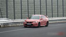 Yeni Honda Civic Type R, Nürburgring'de turladı