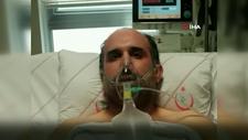 Ankara'da Covid-19 aşısı olmayan hekim pişmanlığını dile getirdi