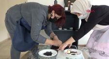 Aydın'da çift, atölyelerinde atıl eşyaları yeniliyor