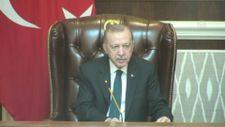 Cumhurbaşkanı Erdoğan, Angola'da açıklamalarda bulundu