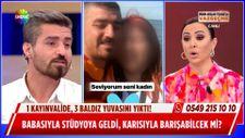 Didem Arslan, eşini döven adamı stüdyodan kovdu