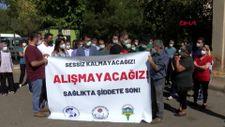 Diyarbakır'da, diş hekimini darbeden hasta serbest bırakıldı