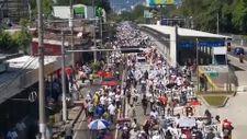 El Salvador'da, Bukele hükümeti protesto edildi