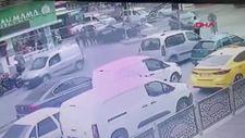 Gaziantep'te husumetlilerin tehdidi, kaza yaptırdı