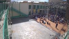 Afganistan'da, DEAŞ'ın cami saldırısı görüntüleri ortaya çıktı