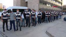 Antalya'da suç örgütüne operasyon: 16 gözaltı