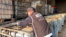 İzmir'de, 33 milyon liralık kaçak ürün ele geçirildi