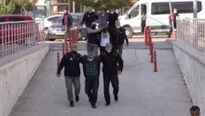 Konya'da, çöp konteynerindeki patlama soruşturmasında 3 gözaltı