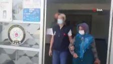 Mersin'de evlerden hırsızlık yapan kadın yakalandı