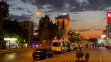 Mersin'de özel halk otobüsü ile minibüs çarpıştı
