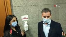 Ozan Güven'in eski sevgilisini darbettiği iddiasıyla yargılanmasına devam edildi