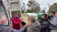 Zonguldak'ta maden ocağındaki göçükte hayatını kaybeden işçinin cenazesi defnedildi