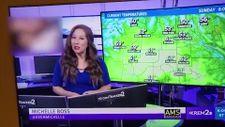 ABD'de canlı yayın sırasında ekrana cinsel içerikli görüntüler yansıdı