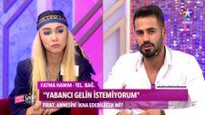 Ağrılı anneden oğluna: Türkiye'de kız mı yoktu, gittin Rus buldun