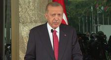 Cumhurbaşkanı Erdoğan: Afrika ile ilişkilerimize ivme kazandırıyoruz