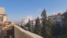 İdlib'de pazar yerine saldırı: Ölü ve yaralılar var