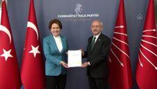 Kemal Kılıçdaroğlu, Meral Akşener'i kabul etti